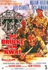 Filmplakat Die Brücke am Kwai