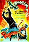 Filmplakat Don Camillo & Peppone