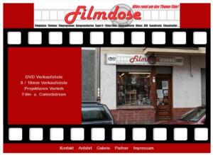 Screenshot Filmdose Berlin